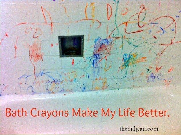 probably - Crayola Bathroom Crayons
