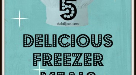 freezer cooking recipes