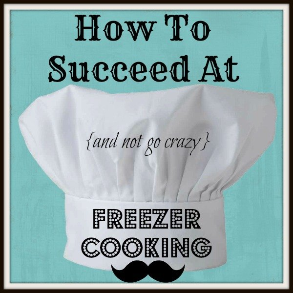 how to freezer cook