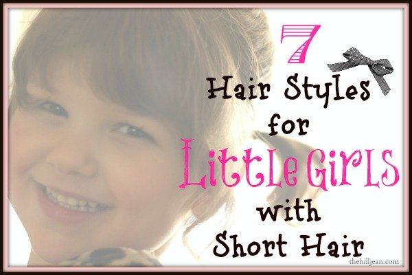 Best Hairstyles For Little Girls With Short Hair Because My Life Is Fascinating