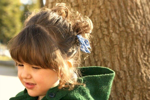 Best Hairstyles For Little Girls With Short Hair Because