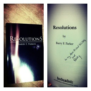 resolutions by Barry Parker