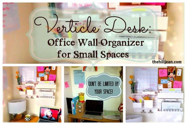 Martha Office Wall Organizer