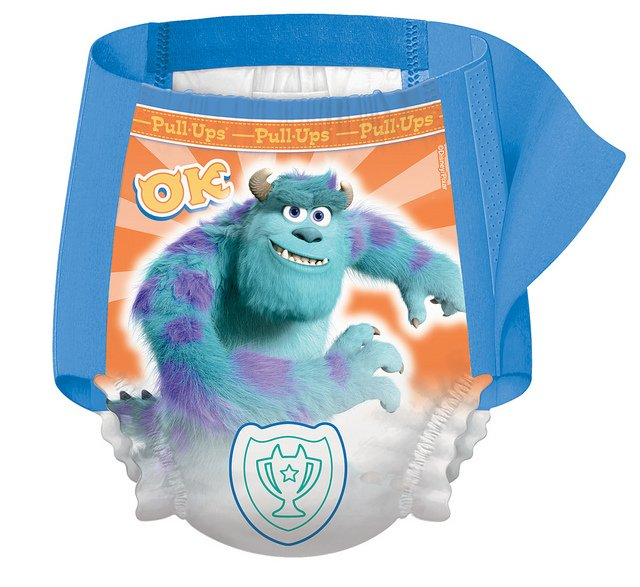 sulley diaper