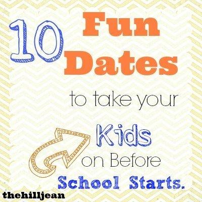 ten dates