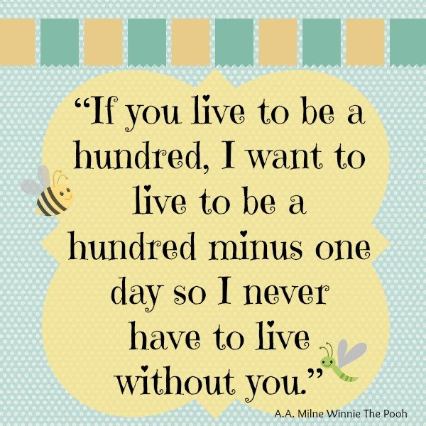 Pooh Love Quotes Magnificent Winnie The Pooh