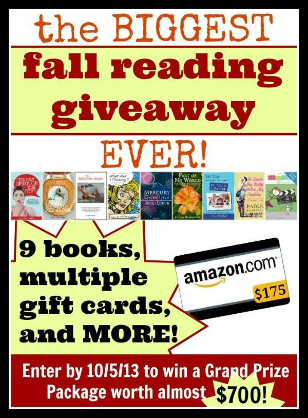 reading giveaway