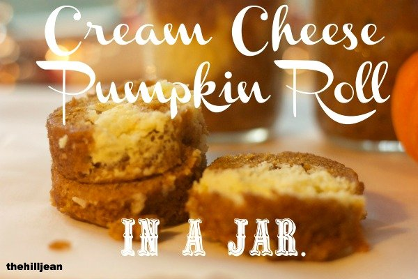 cream cheese pumplkin roll
