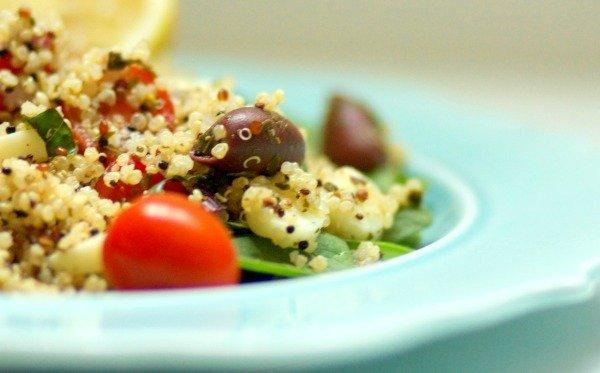 Quinoa Salad 5